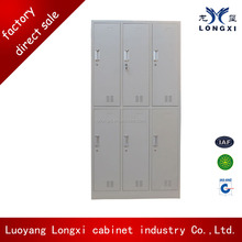 new design high quality large capacity 6door siliding modern filing cabinet