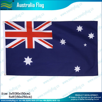3x5ft polyester quality national country australia flag