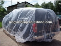 Car pain protection film