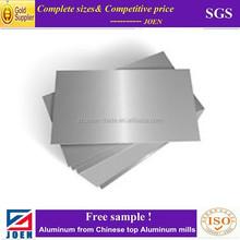color 5052 1.8mm aluminum mirror