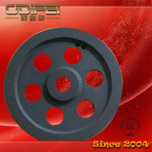 High Precision Power Transmission pulley for air compressor