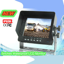 5inch Waterproof Lcd Monitor,IP69K (LM-5002)