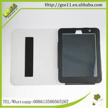 Wholesale high quality universal smart phone wallet style leather case for Tecno Pad N9