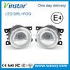 E-mark Vinstar ultra bright factory price led daytime running light 12V&24V compatible