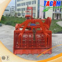 Durable chain plate MSU1600 manioc harvester/cassava harvesting equipment