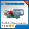 KCB excellent quality kcb gear pump with safety valve pump hydraulic gear pump Manufacturers