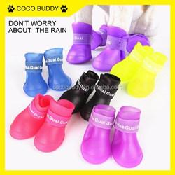 Wholesale Waterproof Pet Dog Rain Boots