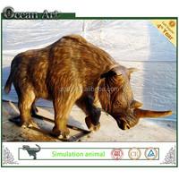 Outdoor playground animatronic wild animal model/Trade assurance