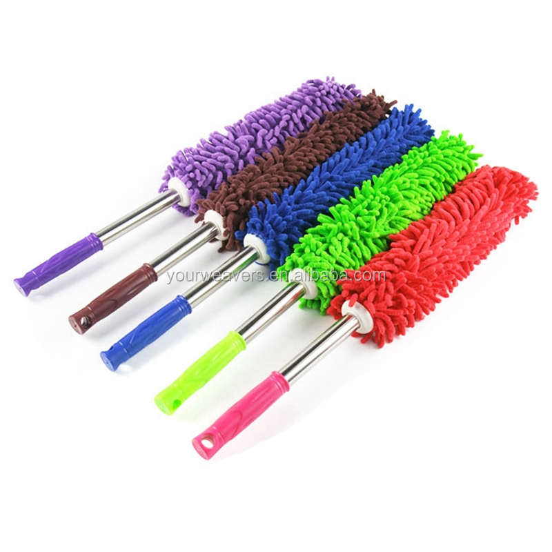 best selling microfiber car cleaning duster hand duster chenille duster buy cleaning duster. Black Bedroom Furniture Sets. Home Design Ideas