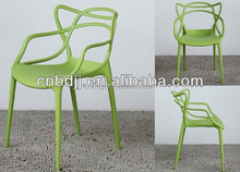 new arrive cheap plastic outdoor fashional leisure stackable table and chair sets/ restaurant hotel dining room chairs