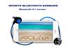 tangle-free sports 4.1 technology new bluetooth headset wireless