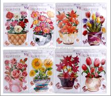 1pc Flower Sticker for Decoration