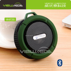 VM-BT255 new products waterproof bluetooth speaker for mobile phone