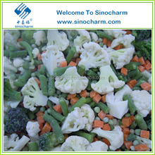 Hot Sale IQF Frozen Mixed Vegetable