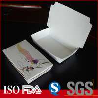 take away Chinese food cheap disposable paper box printing made in China