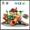 Factory big discount outdoor kids play equipment kindergarten daycare outdoor play equipment QX-018B