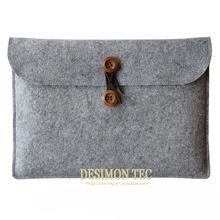 high quality universal envelope felt 8 inch tablet pc case .cute felt 8 inch tablet pc case