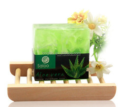 Aloe essence oil soaps Moist whitening soap handmade soap