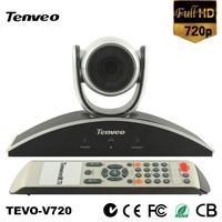 TEVO-V720 PTZ KAMERAT 8.0 mega pixels wide-angle lens USB FILP CAMERA oem hd video camera japan video conferencing camera