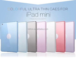 Ultra thin 0.3mm tpu case for iPad mini 2