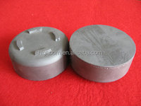 SiC crucible silicon carbide crucible for melting copper/steel