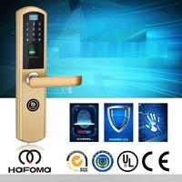 Hotel biometric fingerprint door locker lock