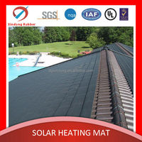 Cheap rubber epdm solar collector for pool & SPA heating