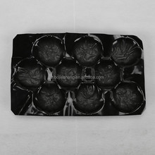 plastic compartment fruit tray