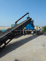 Dry drum magnetic separator for iron ore fines CTL0921