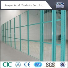 """China Supply Workshop Security Fence, 2"""" Opening, 3.9mm Wire Diameter After Coated"""