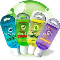 OEM hot sale herbal ingredients Plastic Bottle Waterless Alcohol Content cute Antibacterial Hand Sanitizer
