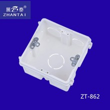 2015 Newest PP Switch box Distributor Electrical Connection box Wall Switch box