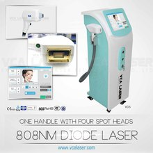 2015 newest powerful 808nm diode laser hair removal equipment