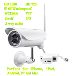 new product high quality 3G wifi POE IP Camera outdoor use web camera/cell phone controlled remote mobile view camera
