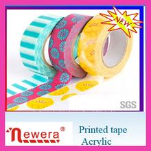 hot sell sealing masking washi tapes