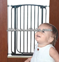 Metal Baby Safety Gates, Baby safety door pet dog gate door