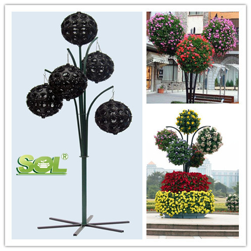 Hanging Flower Planter Decorative Hanging Flower Planters