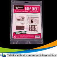stretch roll film waterproof plastic sheet