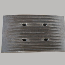 Jaw Plate for Laboratory Grind