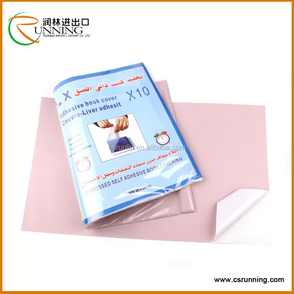 Book Cover Paper Roll : Stationary supplier contact paper for notebook transparent