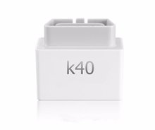Customization obd connector K40 with Bluetooth 4.0 for IOS APP Supports Local Area Network between OBD II device