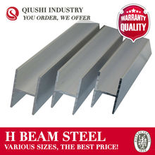 EUROPEAN STANDARD STRUCTURAL STEEL HOT ROLLED IRON H CHANNEL BEAM STEEL SIZES AND PRICE LIST
