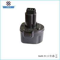 Wholesale Power Tool Battery For Dewalt 7.2v 1700mAh Ni-CD OEM