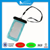 2015 New Waterproof Phone Bag 100% Sealed Plastic Pouch Underwater mobile Phone Bag case