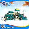 2015 New designed children amusement park equipment outdoor playground equipment