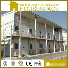 Two Storey Sandwich Panel Metal Building Kits For Office