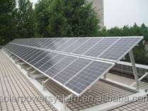 Long warranty:25 years 15000W solar pv power system 5kw Hot sell good price 250W polycrystalline solar panel with IEC/CQC/CCC/CE