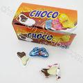 Forma de mariposa chocolate/dulces de chocolate dulce