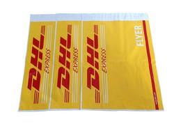 Yason sealing tape express courier bag documents mailer bags express envelope logistics packaging custom mail courier bag plasti