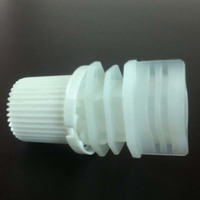 8.6mm plastic hdpe cap for juice pack supplier